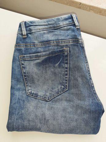 Spodnie damskie cropp