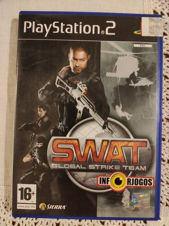 Swat Global Strike Team - jogo ps2