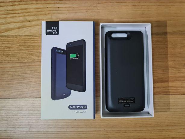 Capa powerbank para Huawei P10 com 5500mAh