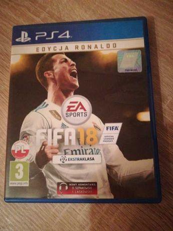 PS4 FIFA 2019 i 2018