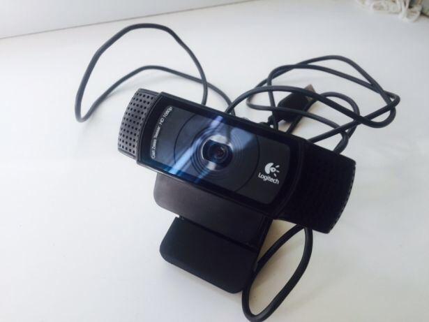 Веб Камера logitech  c920 c922 c910 c930 c270 c310 bcc 950