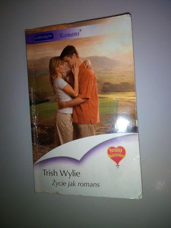 """4. ,, Życie jak romans"""" książka"""