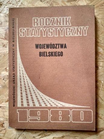 Rocznik Statystyczny Województwa Bielskiego 1980