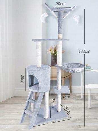 DRAPAK Dla KOTA Legowisko XXL 140cm