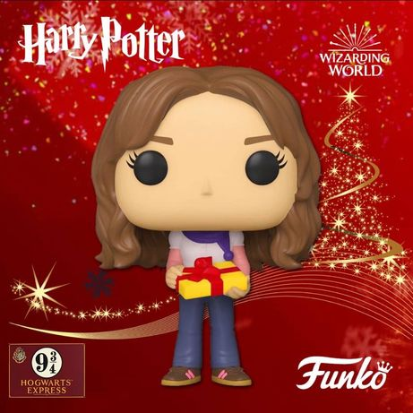 Funko Pop! Holiday Harry Potter Hermione Granger nr. 123