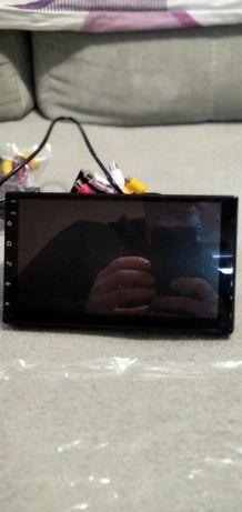 Radio Android 9.1  2din kamera cofania kostki ISO Komplet!!!