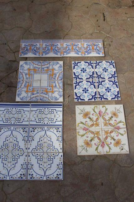 Dezenas de Azulejos Iguais aos Aqui Apresentados