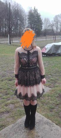 Вечірня легенька сукня