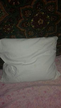 подушка пуховая новая