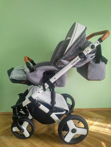 Wózek dziecięcy Amelis Hugo 2w1