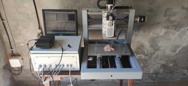 Frezarka CNC DIY