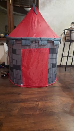 Детская палатка замок