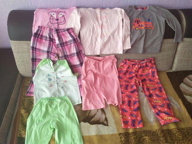 Piżama zestaw 116/122 wysyłka nr1