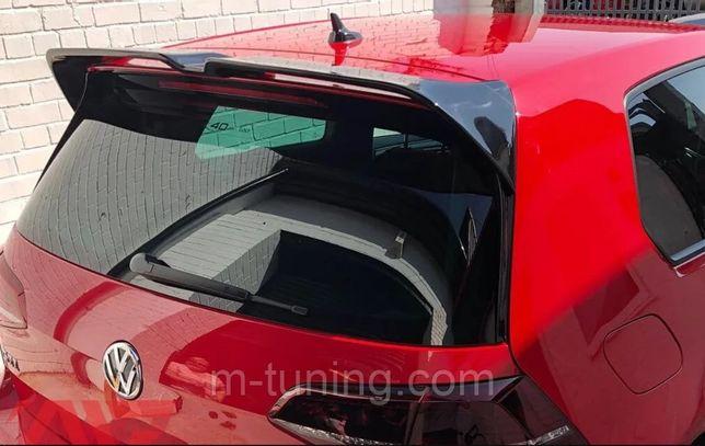 Спойлер VW Golf 7 тюнинг стиль Oettinger гольф