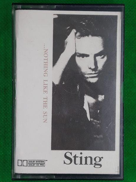 Kaseta Sting Nothing Like The Sun 1989r.