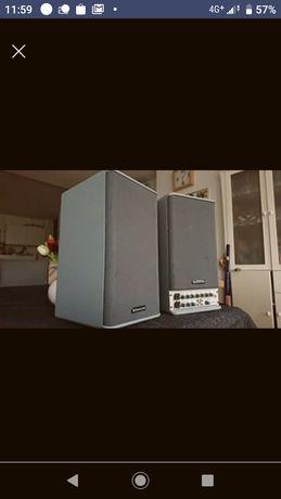 Monacor txa 600 głośniki