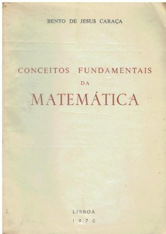 8291 - Conceitos Fundamentais da Matemática de Bento de Jesus Caraça