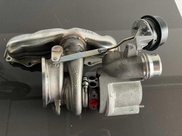 Turbina Turbosprężarka BMW N20 N20B20 seria 3 5 F30, F10, F20