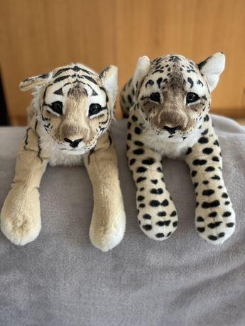 Тигр и Леопард мягкая игрушка, фотозона