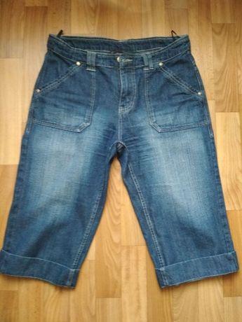 Шорты/бриджи джинсовые на девочку,подростка 12-15 лет