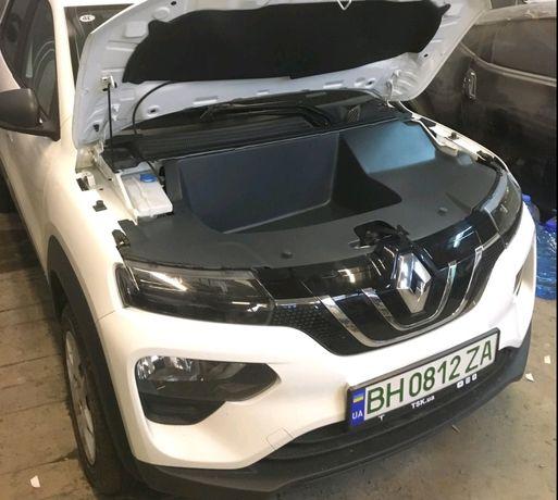 Renault K-ZE, Dacia Spring Electric