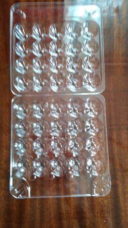 Лоток для перепелиних яєць 1,6грн. Упаковка Контейнер для яиц перепела