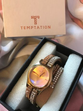 Damski zegarek Temptation idealny na prezent OKAZJA
