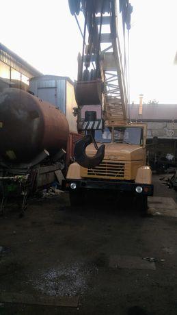 Краз-кран КС 4562