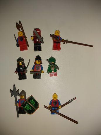 Ludziki rycerze LEGO Castle