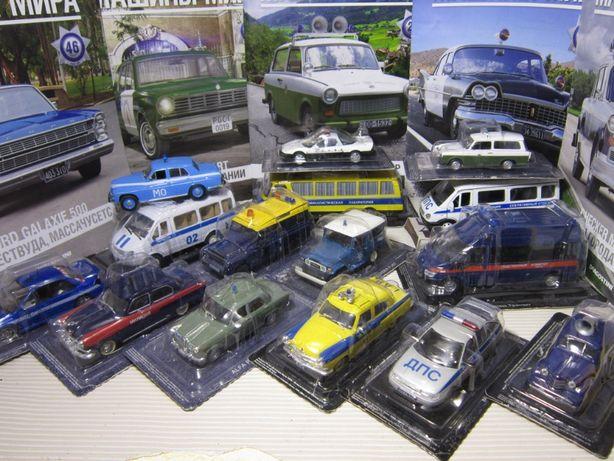 Машинки- Полиция Мира