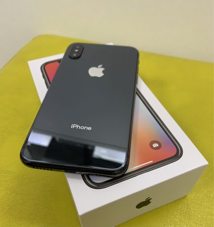 Iphone X 64gb айфон 10 64gb