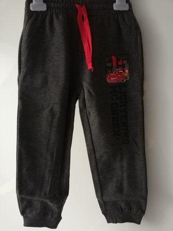Spodnie chłopięce Auta r. 92