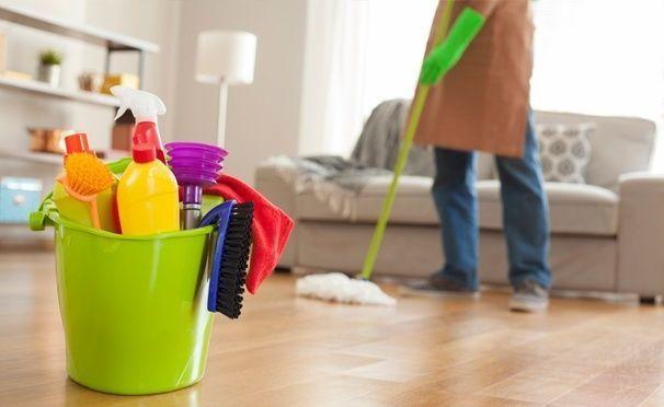 Прибирання квартир, будинків, офісів.