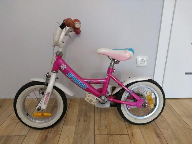 Rower dziecięcy Saveno Lily 12