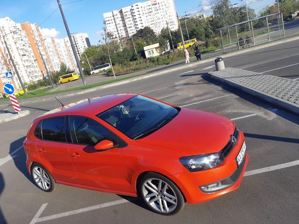 VW POLO  1.4 DSG официальный
