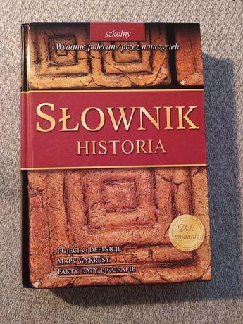 Historia słownik