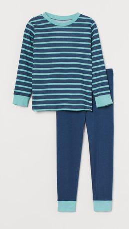 Котоновая детская пижама H&M