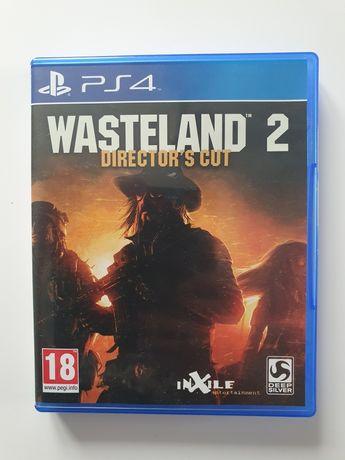 Gra Wasteland 2 na PS4