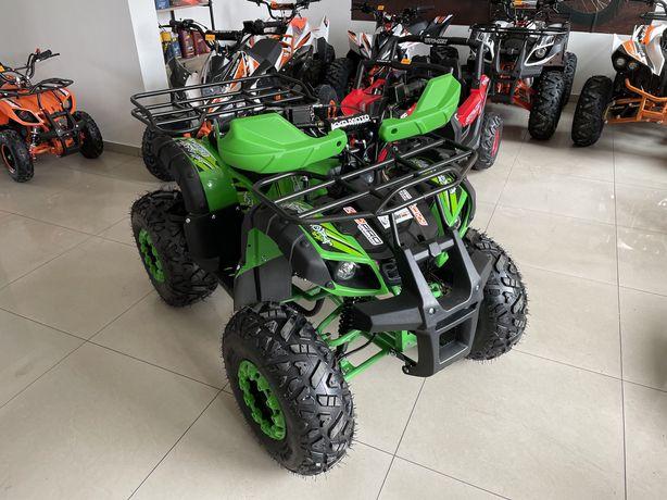 Quad 006 Phyton PRO 125cc, koła 8', 11KM