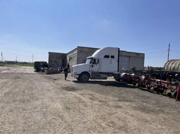 Продам тракторную бригаду, имущественный комплекс 1066 кв.м.