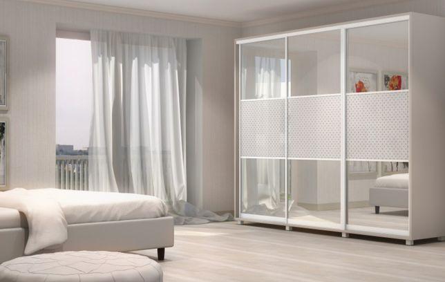 Шкафы купе на заказ, гардеробные, корпусная мебель, мебель для салонов