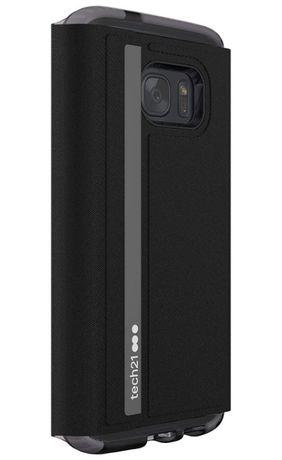 Оригинал чехол книжка tech21 Samsung S6 Edge Plus S7 S8 S9+ Note 5 8