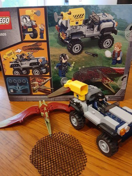 Lego Jurassic World Погоня за птеранодоном