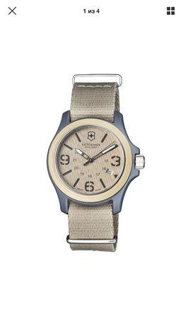 Victorinox Swiss Army V241516 field watch оригинал