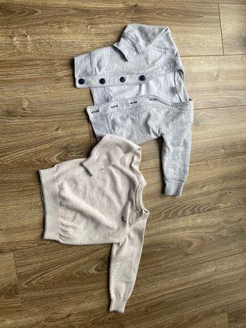 Sweterki rozmiar 68-74