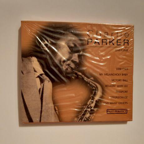 Charlie Parker Overtime płyta CD