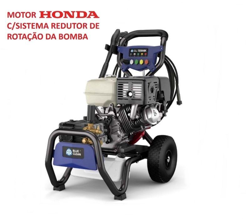 Lavadora de Alta Pressão Profissional - Gasolina 1490 - Motor HONDA
