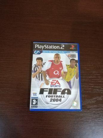 FIFA 2004 na Ps2 kompletna.
