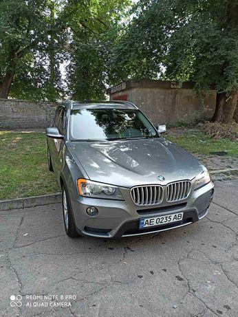 BMWX3 F25 XDrive