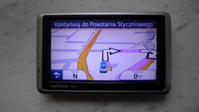 navigacja Garmin nuvi 1350